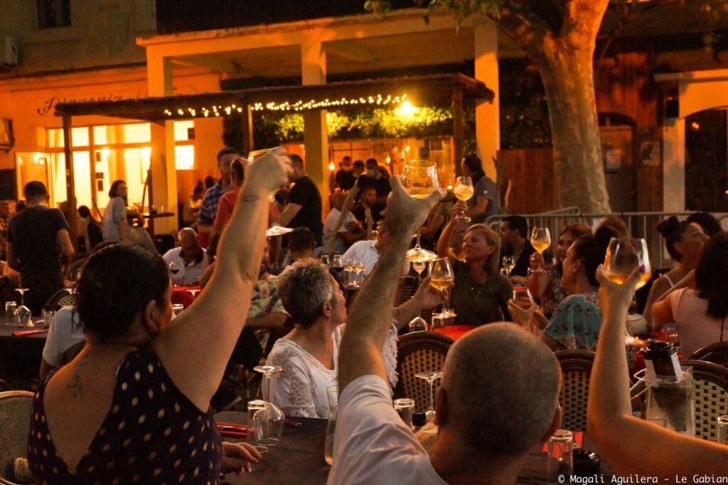 o tour d un verre port saint louis du rhone le gabian restaurant