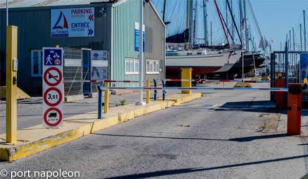 port napoleon port saint louis du rhone le gabian