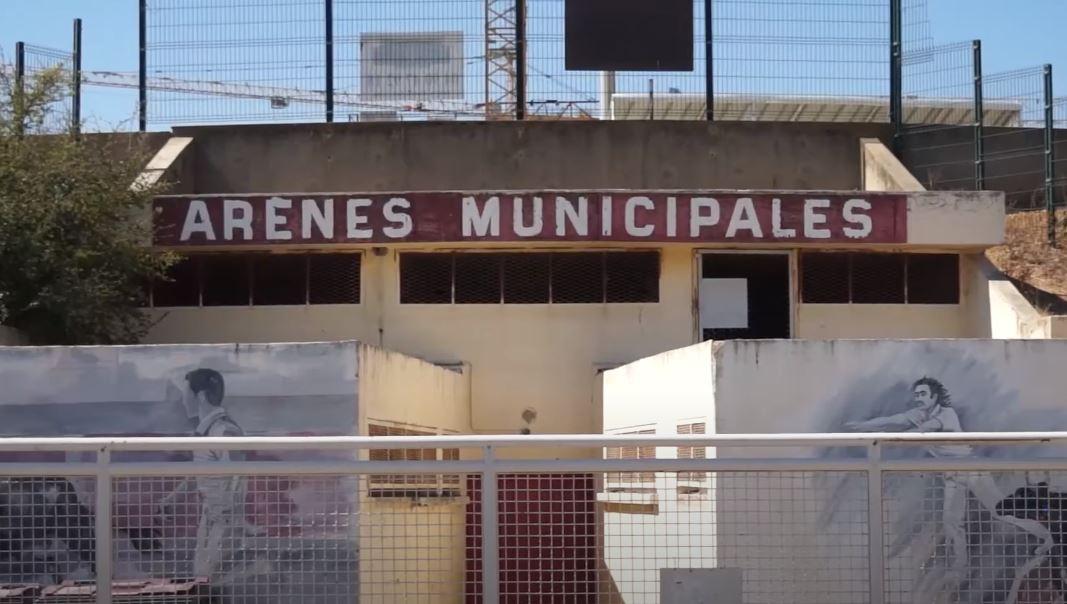 arenes municipale port saint louis du rhone le gabian