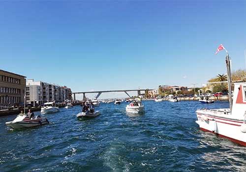 fishing club de peche mobilise martigues port saint louis le gabian