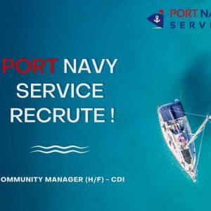 navy-service-port a sec port-saint-louis-le-gabian